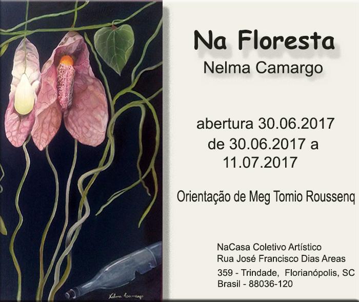 Na Floresta - Convite