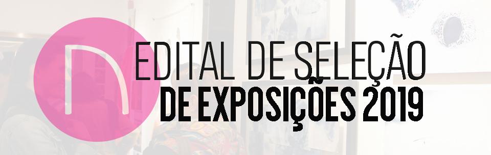 EDITAL EXPO 2019 BANNER